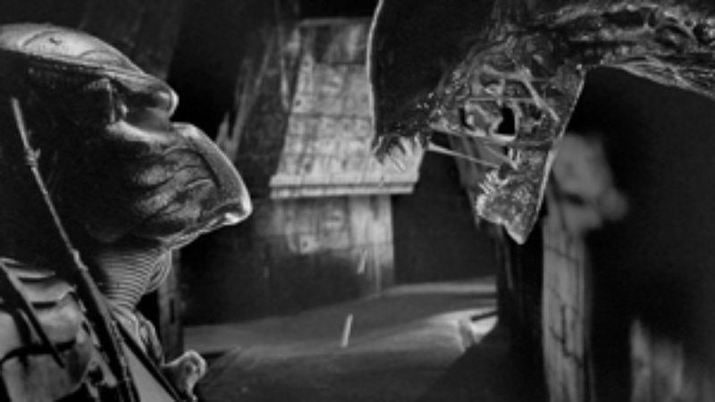 Illustration for article titled Alien Vs. Predator