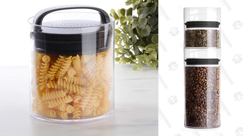 Prepara Evak Coffee Storage Container | $8 | Amazon