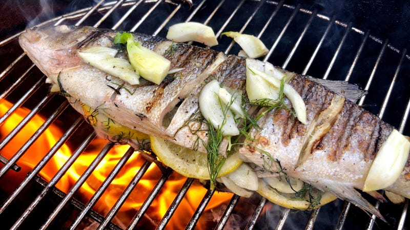 I was too scared to grill a whole fish—until my guru showed the way