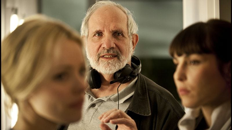 Illustration for article titled Brian De Palma talks about his stylish new remake, Passion