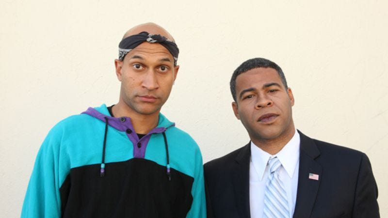 Illustration for article titled Keegan-Michael Key and Jordan Peele of Key & Peele