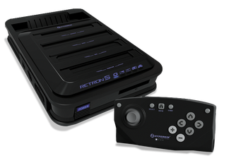 Illustration for article titled Hyperkin's Retron Revival x5