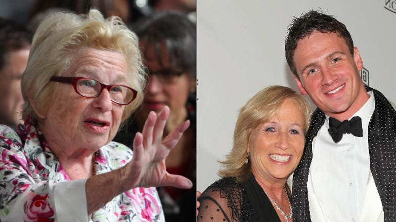 Illustration for article titled Dr. Ruth Rips Ryan Lochte's Mom a New One Over One-Night Stand Comments