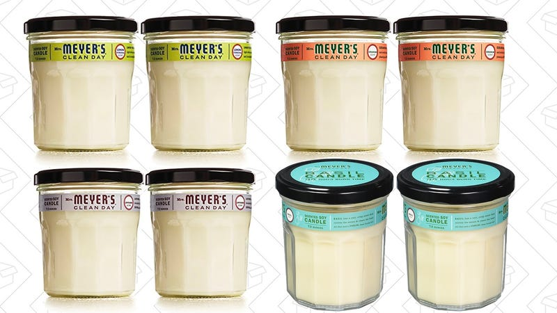 20% off Mrs. Meyers Candles | Amazon