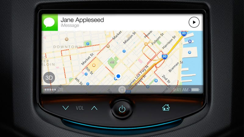 Can Apple Really Make A Car Infotainment System That Doesn't Suck?