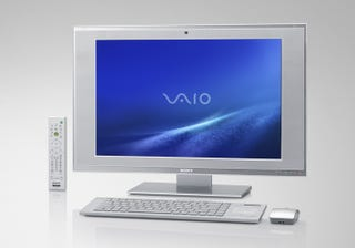 Illustration for article titled Sony Vaio LV All-In-One Entertainment PC One Ups The Vaio LT With HDMI-in And Integrated HD Tuner