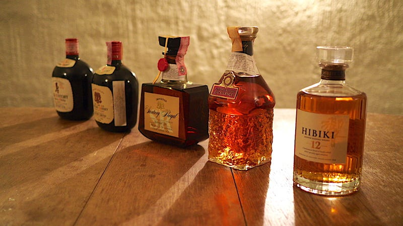 Illustration for article titled Sip On These Hibiki Alternatives Until Japan's Whiskey Shortage Is Over