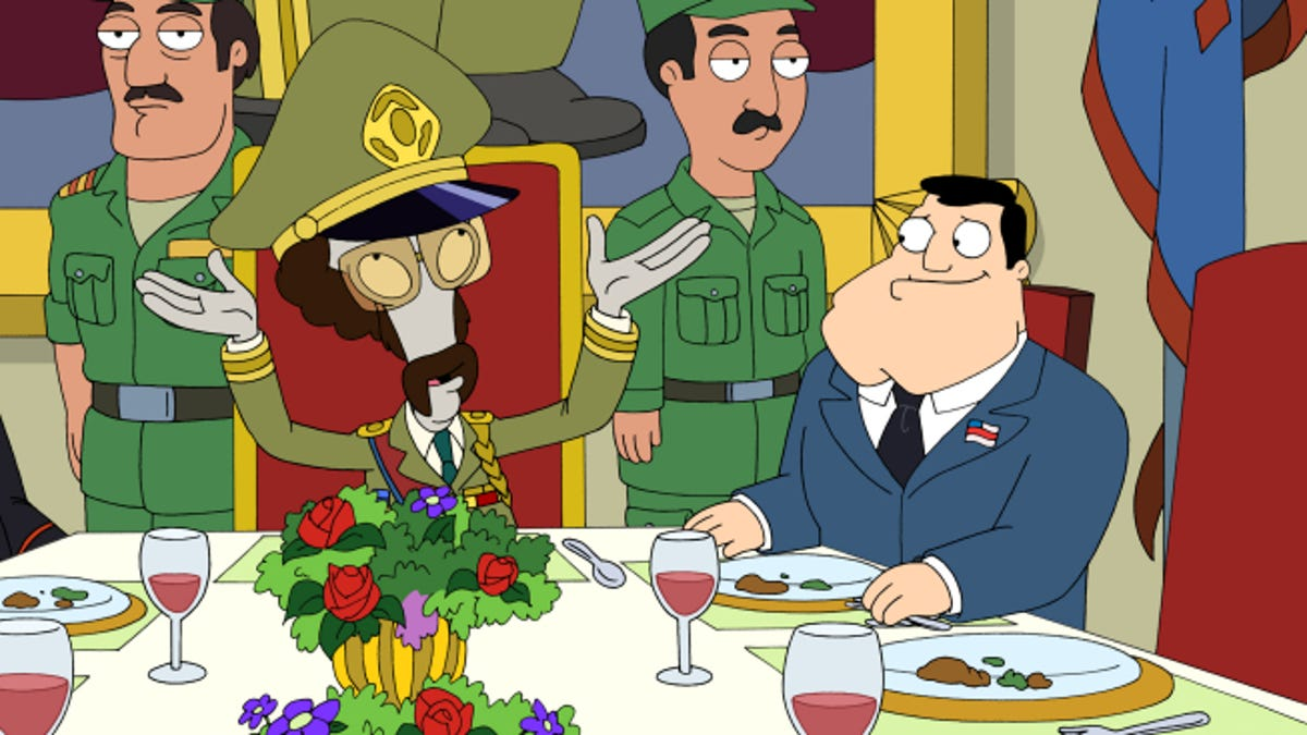 american dad's move from flimsy satire to animated greatness in 10 steps