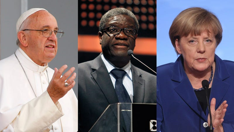 Illustration for article titled Nobel Peace Prize Candidates