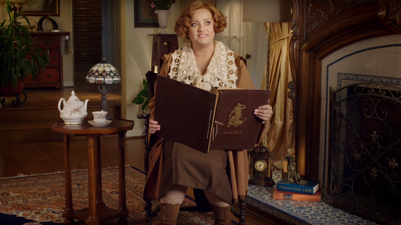Wonder Woman Video Features Etta Candy Reminiscing About Diana