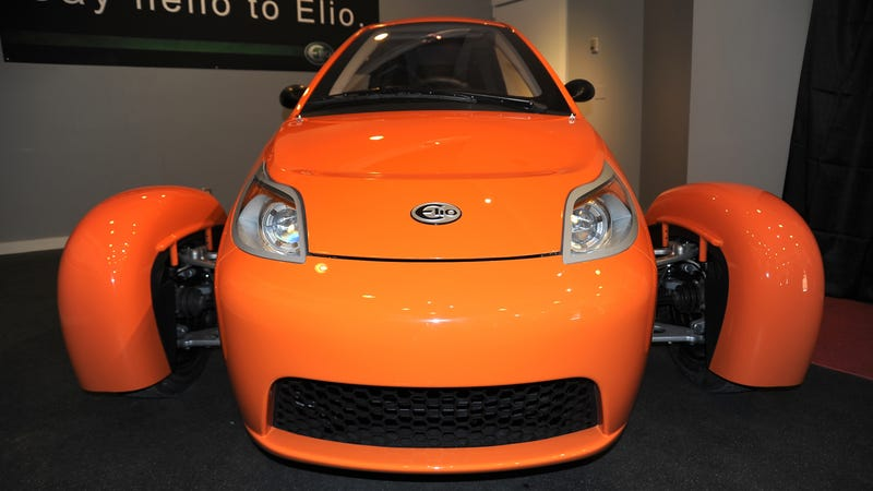 Elio Motors Had All Of $7,155 Left In The Bank Late Last Year