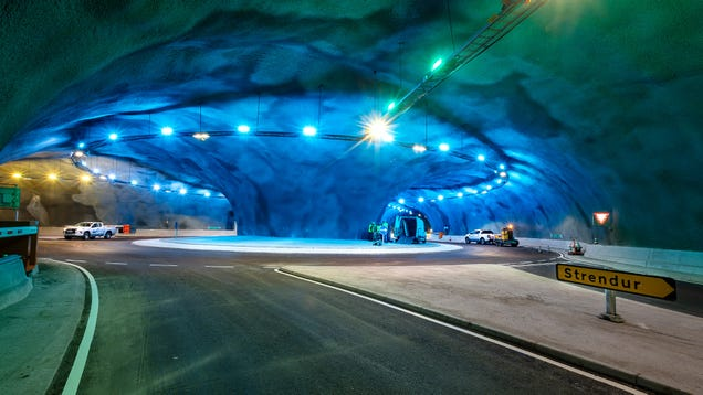 This Magnificent Undersea Tunnel In Denmark Will Cut An Hourlong Trip To 16 Minutes