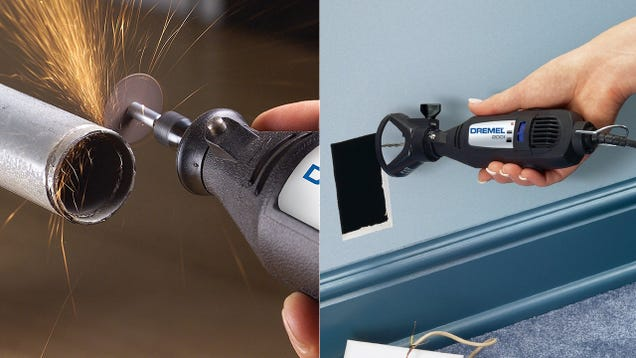 Add a Dremel To Your Toolbox For Just $29, Today Only