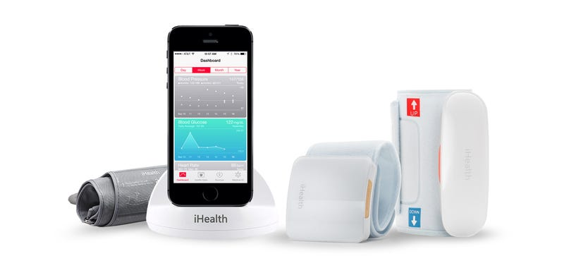 Illustration for article titled Apple's HealthKit Now Sends Medical Data Right to Your Health Record