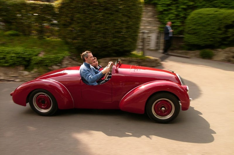 Illustration for article titled The Concorso d'Eleganza is Huge Fun (If You Don't Take it Too Seriously)