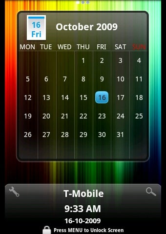 Illustration for article titled FlyScreen Puts Calendars, Weather, and More on Your Phone's Lock Screen
