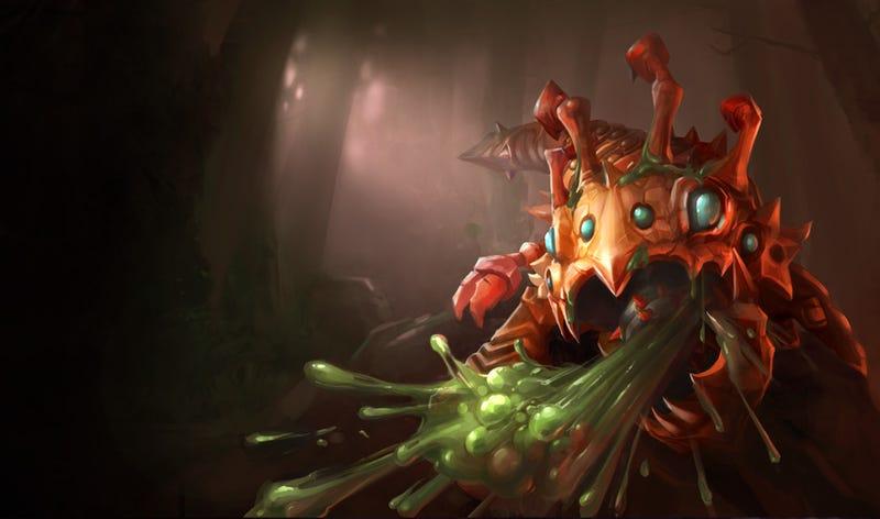 Illustration for article titled League Of Legends' Neverending War On Toxic Behavior