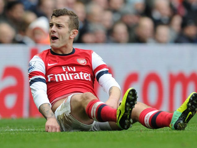 Arsenal ready to SELL Jack Wilshere