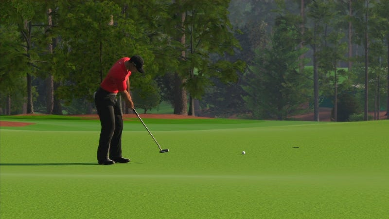 Illustration for article titled Preorder Incentives Offer Putter, Two Courses For Tiger Woods PGA Tour 12