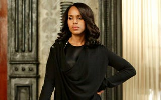 Olivia's still thinking about Franklin. Or was it Russell?Nicole Wilder/ABC