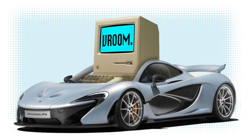 Illustration for article titled Here's Why Apple Buying McLaren Isn't Such A Crazy Idea