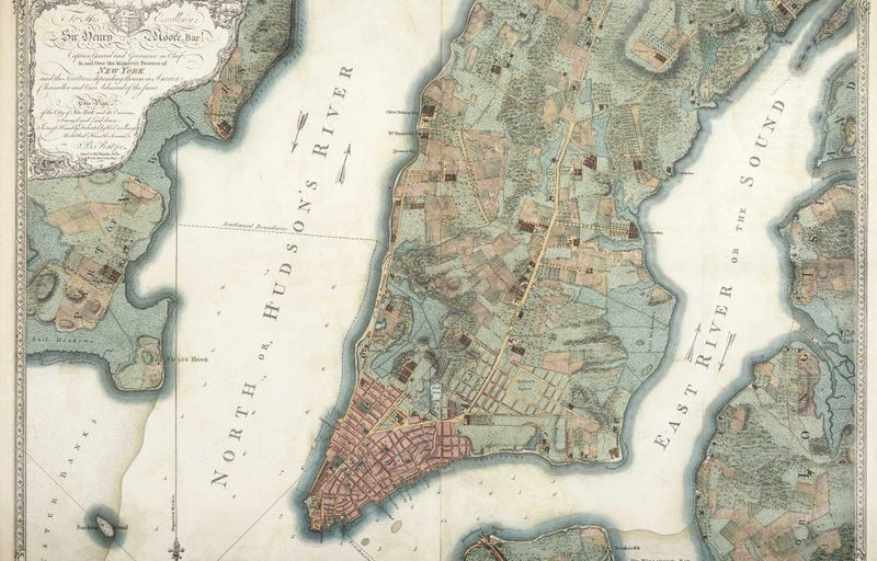 Watch Manhattans Boundaries Expand Over 250 Years