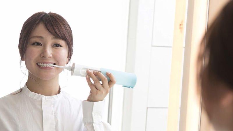 Panasonic Oral Irrigator Portable Water Flosser | $28 | Amazon