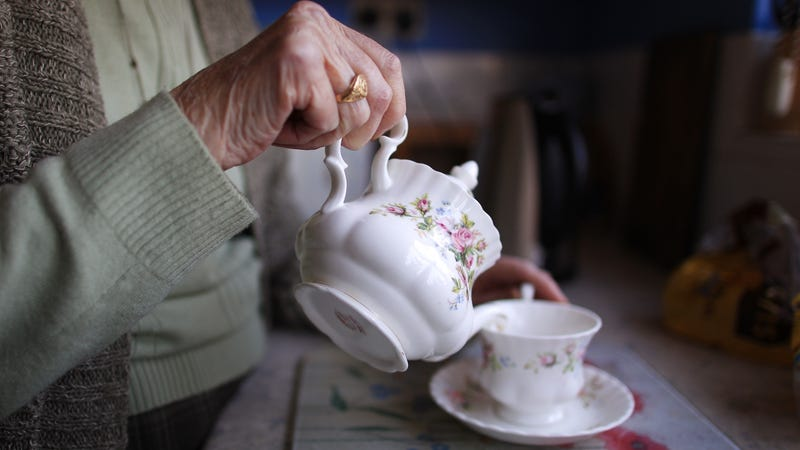 Relax, your cup of tea isn't trying to kill you. Probably. Photo: Getty