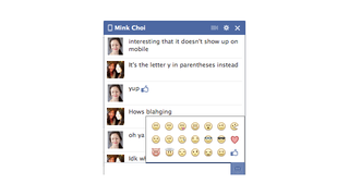 Illustration for article titled Do You (y) Facebook's New Like-Button Emoticon?