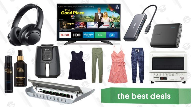 Afbeelding voor artikel getiteld Tuesday's Best Deals: Wayfair, Amazon Fire TV's, elektrische aanstekers, Anker Gold Box en meer