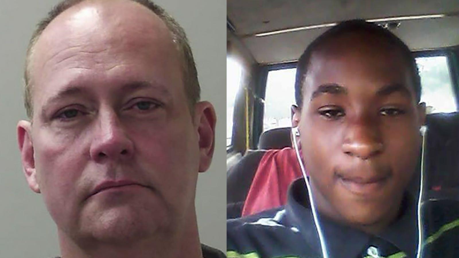 Jury Finds Man Dubbed 'George Zimmerman ofAlabama' Guilty in Killing of Unarmed Black Teen