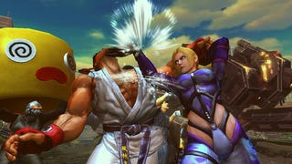 Illustration for article titled The Art of Blending Tekken With Street Fighter