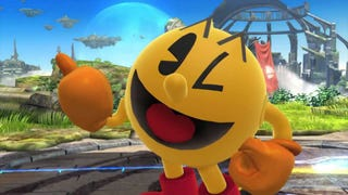Illustration for article titled Smash Bros. Glitch Turns Pac-Man Into Unstoppable Terror