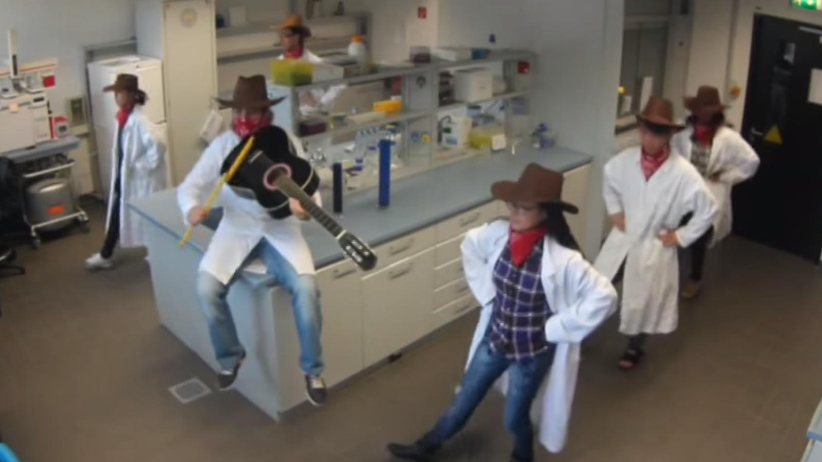 """Existen bacterias """"magnéticas"""", y esta es la explicación más divertida"""
