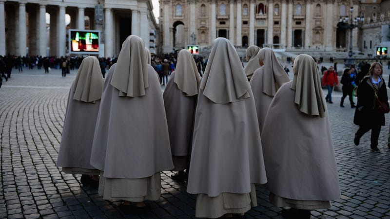 Illustration for article titled Vatican Women's Magazine Denounces Exploitation of Nuns by Church Officials