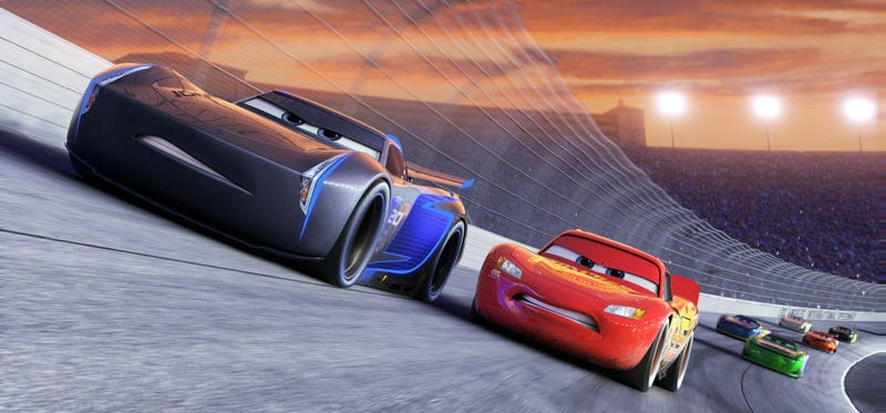 Illustration for article titled Thankfully, the NewCars 3 Trailer Is Lighter Than the Last One