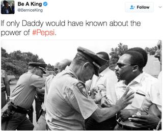 Bernice King via Twitter
