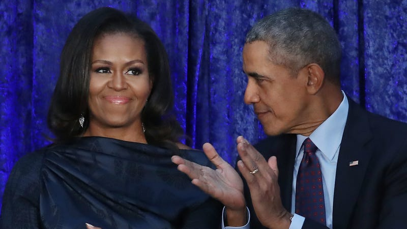 Illustration for article titled Post-Presidential Flex: New Netflix Producers the Obamas Unsuccessfully Woo Will Smith, but May Have Sealed a Deal With Denzel
