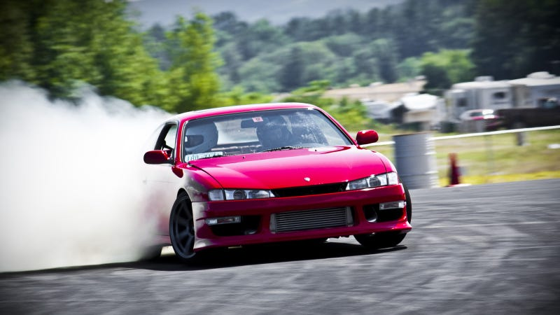 Illustration for article titled Your ridiculously cool Nissan 240 SX wallpaper is here
