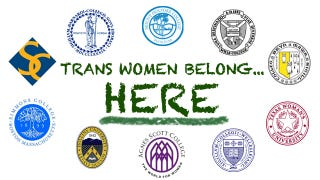 Illustration for article titled Trans Women Offer Women's Colleges A New Way To Support An Old Mission