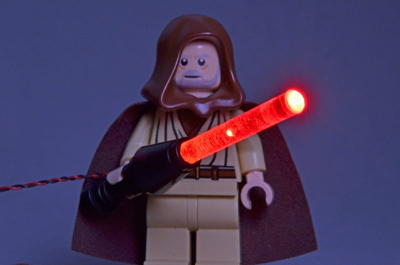Illustration for article titled Light up your Lego creations with this new Pico LED system