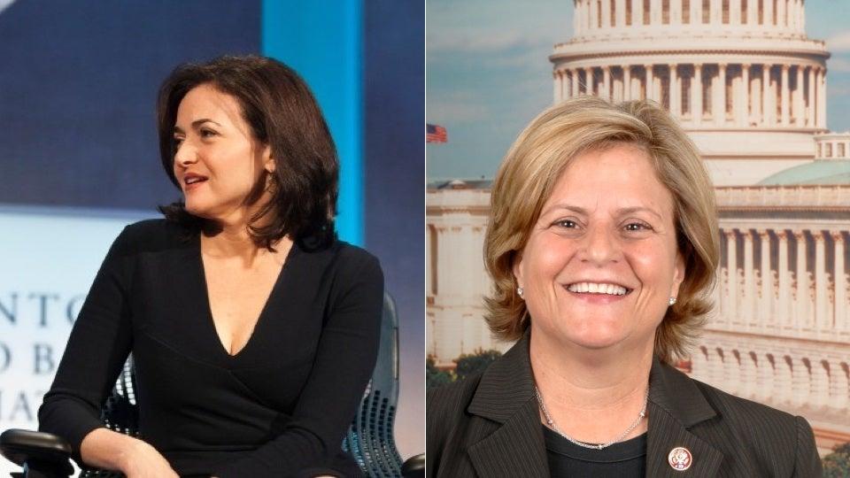 Lean In Promotes Anti Feminist Congresswoman