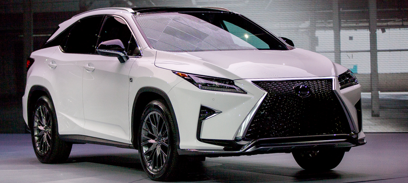 Illustration for article titled Here's Why The Lexus RX Was The Biggest Loser In New York