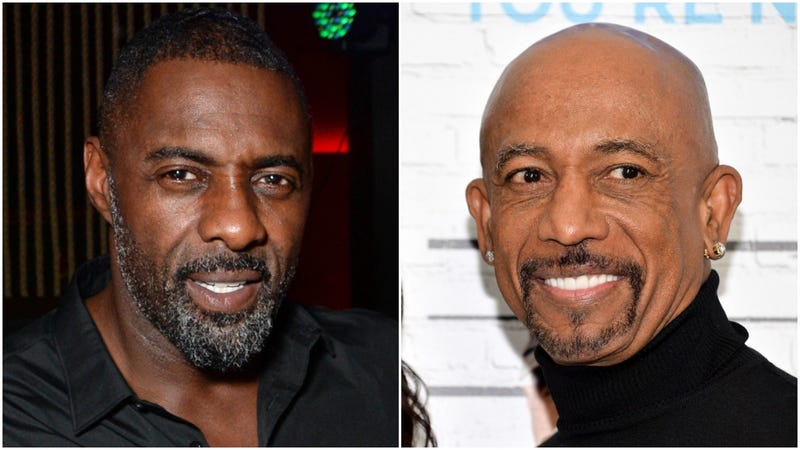 Illustration for article titled Yeah, Idris Elba also thinks that new doll of him looks a lot like Montel Wiliams