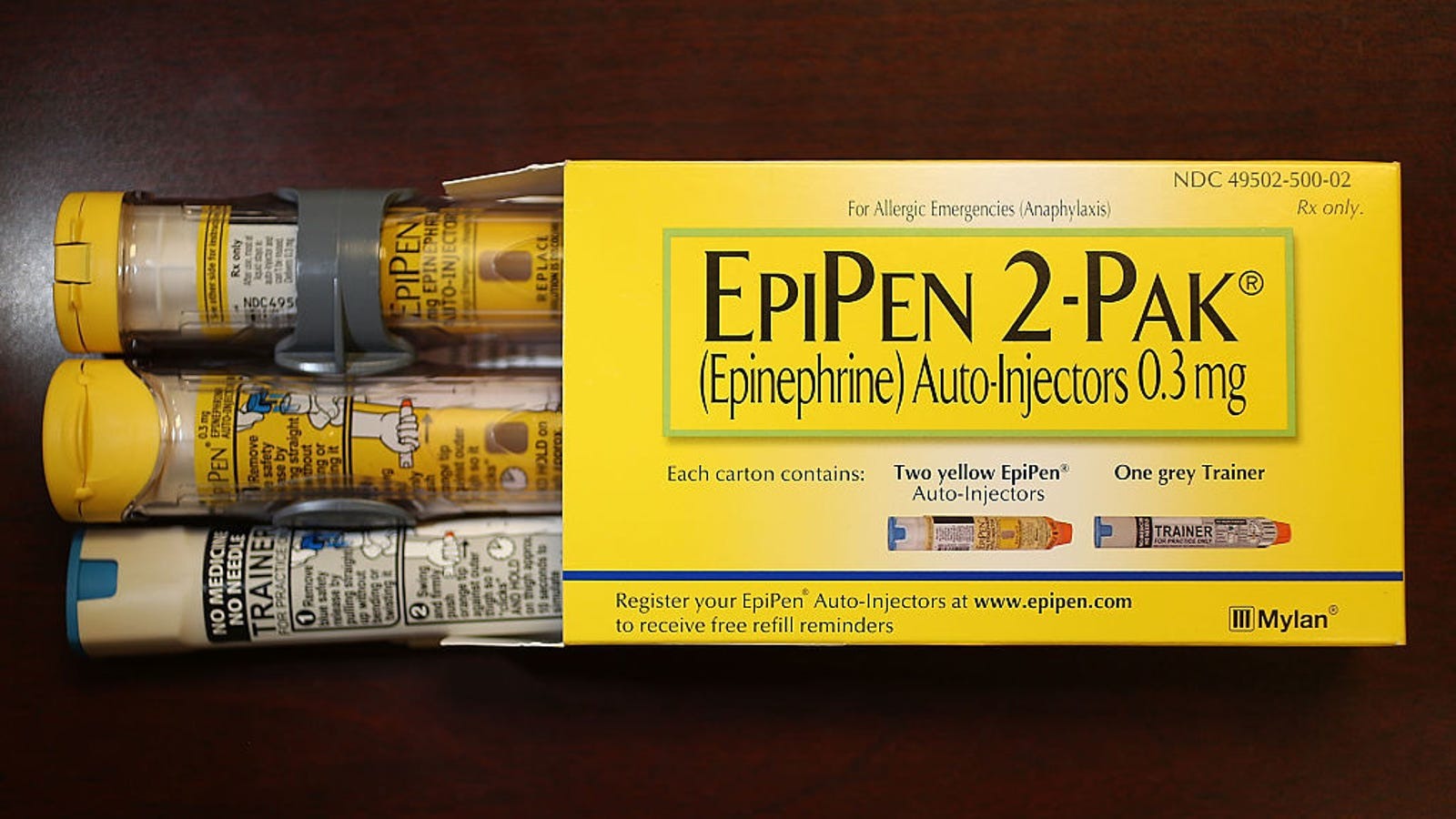 What To Do If You Cant Find An Epipen As Your Kid Heads Back To School