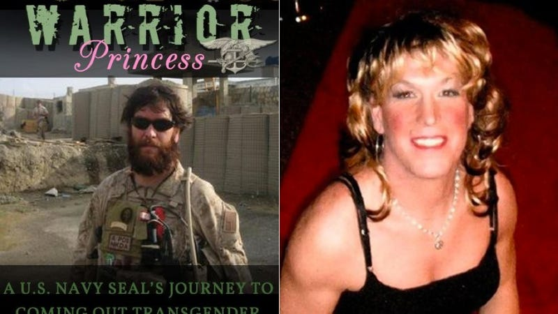 Illustration for article titled SEAL Team 6 Veteran Comes Out as Transgender