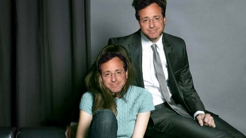 Illustration for article titled Bob Saget gets queasily kinky in this Fifty Shades Of Grey trailer lip dub