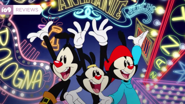Hulu's Animaniacs Reboot Is Nostalgic for All the Wrong Reasons