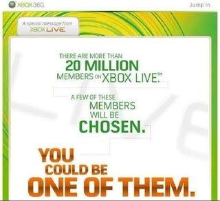 Illustration for article titled Microsoft Soft-Launching Xbox Live Rewards Program