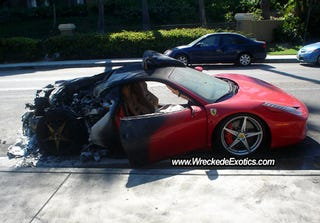 Illustration for article titled Ferrari 458 Italia Officially Recalled